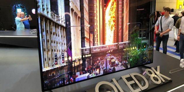 Televisore 8K: una nuova tecnologia in arrivo nelle case