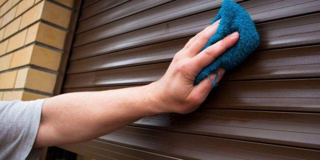 Come pulire le tapparelle in maniera veloce e cosa utilizzare
