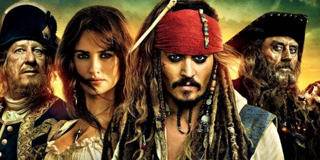 Film Pirati dei Caraibi, l'ordine preciso per una maratona completa