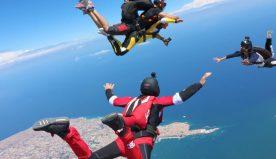 Paracadutismo, dove praticare questo affascinante sport estremo