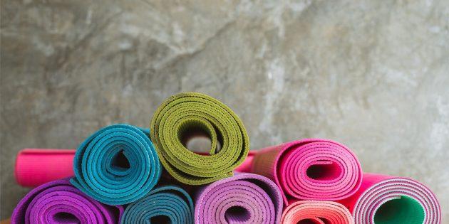 I migliori tappetini yoga professionali per allenarsi in comodità